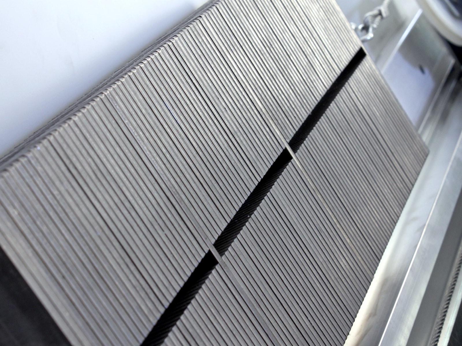 Portone basculante da garage SWING - Dettaglio contrappesi