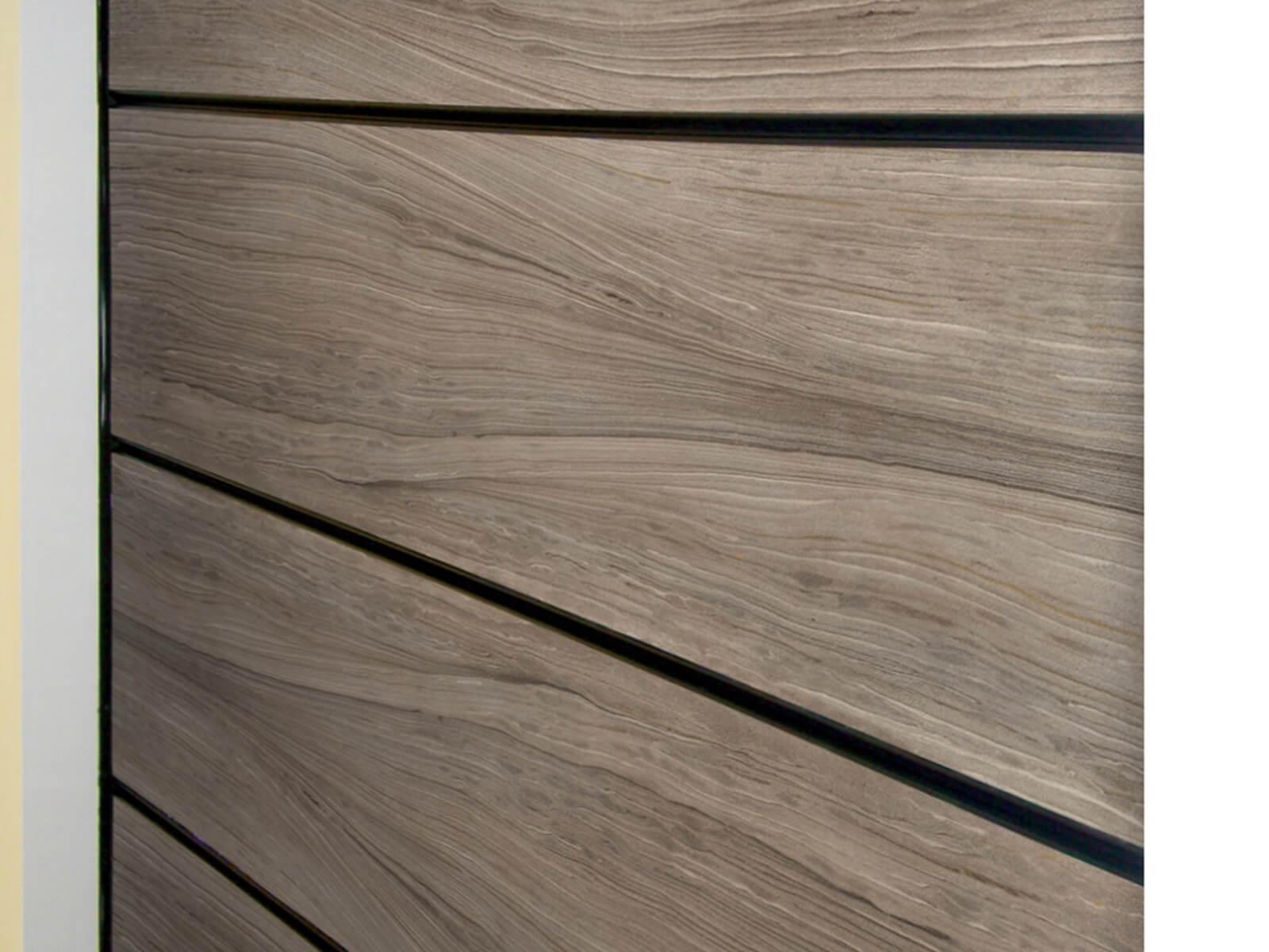 Portone di design Le Perle SANDSTONE JEWELS - River Grey dettaglio