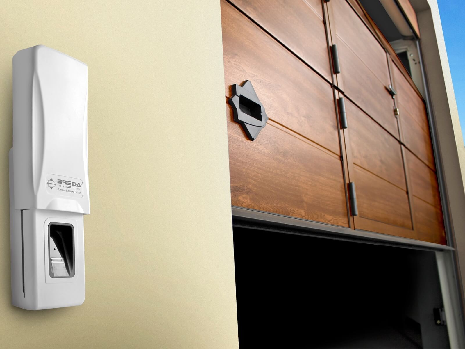 Lettore impronte digitali wireless Cupis Ultra Touch