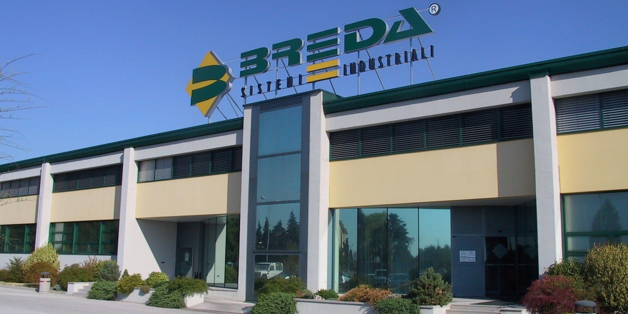 Breda sede di Sequals