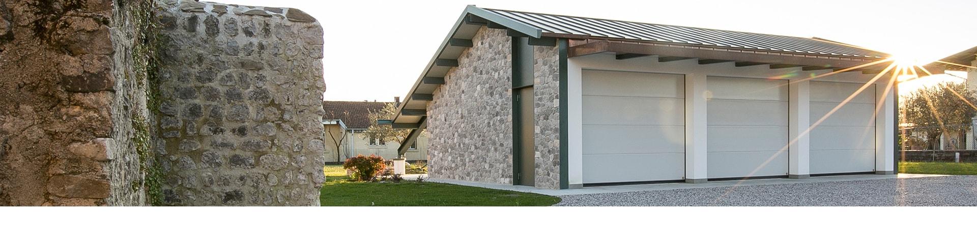 Portoni Sezionali da garages