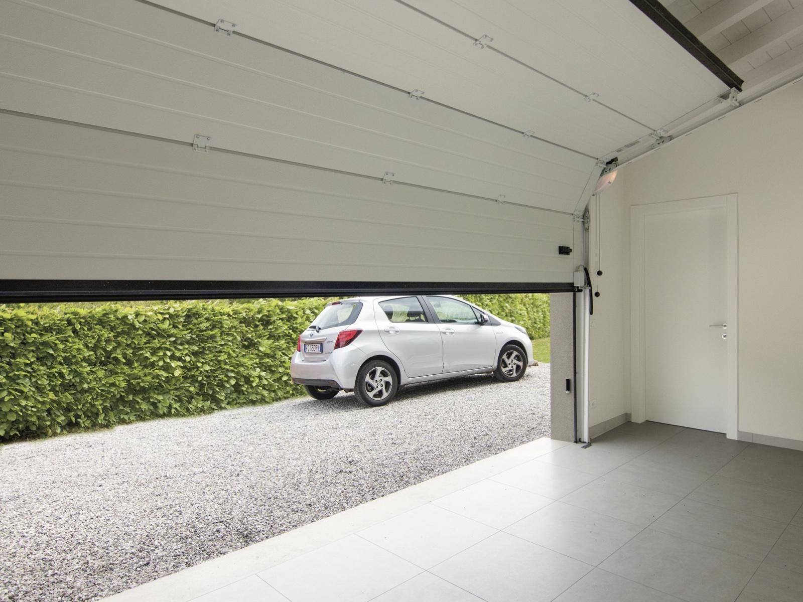Guida portoni da garage