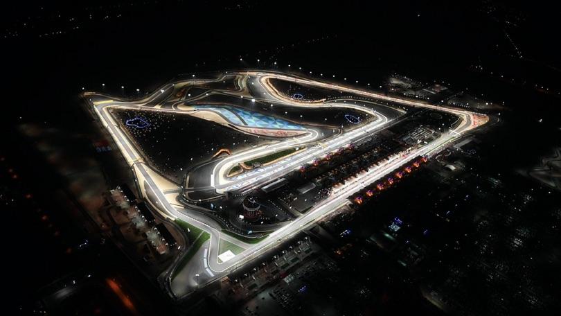 GP F1 Bahrain - Breda TV8
