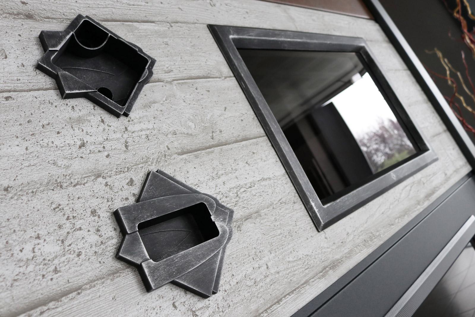 Composizione Cromo Maculato - Cemento