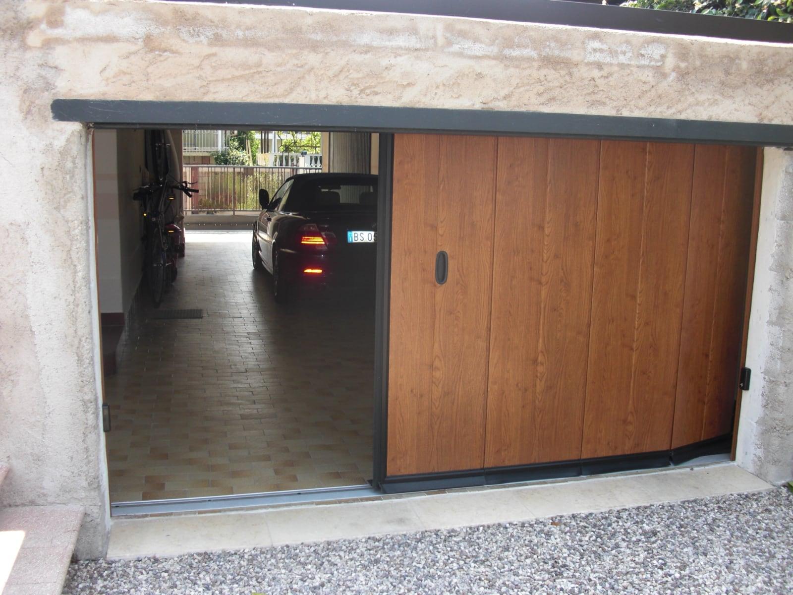 Portoni Breda: le chiusure che aprono lo spazio
